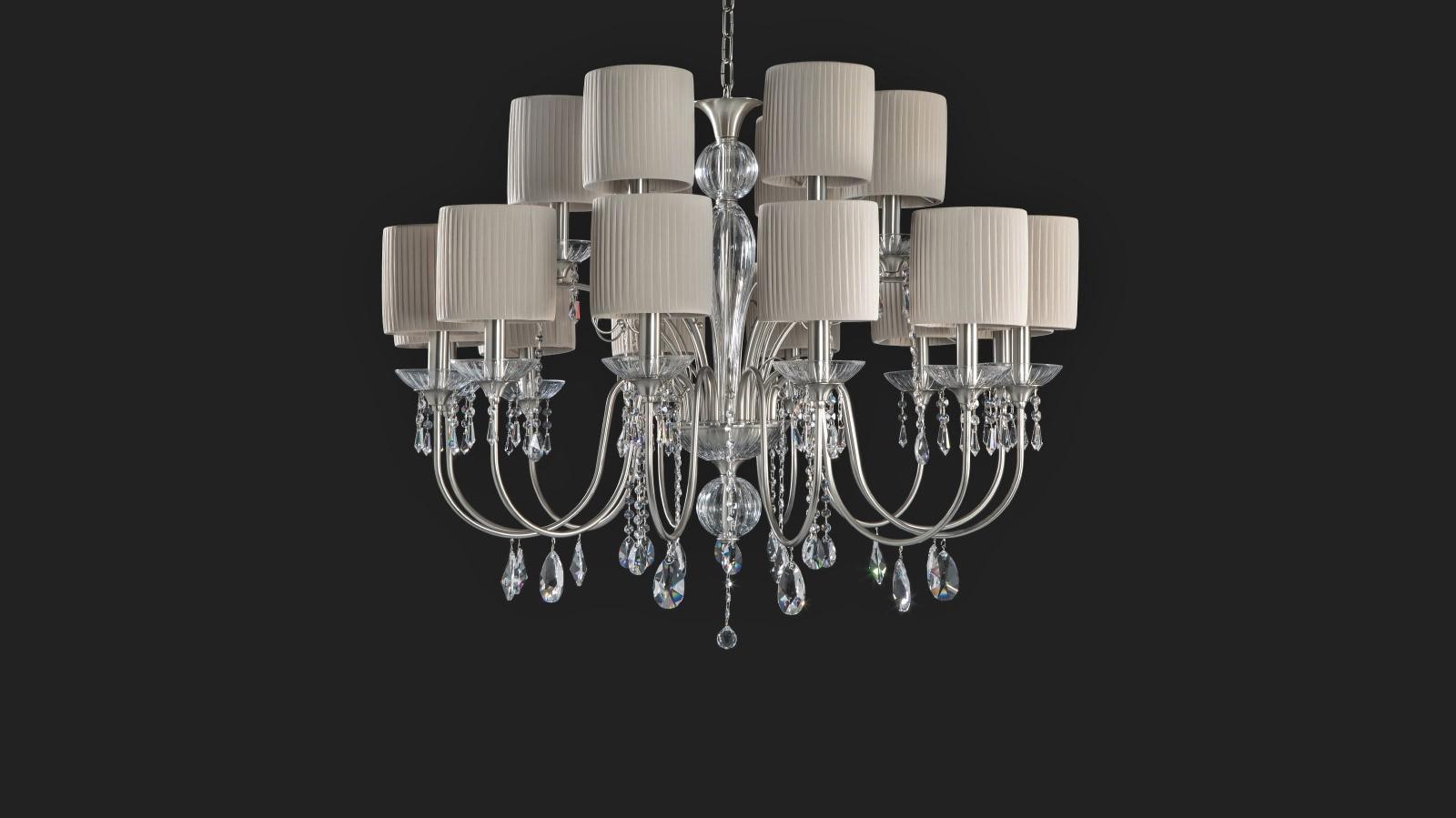 Lampadari Di Lusso Moderni.Lampadari Moderni E Classici